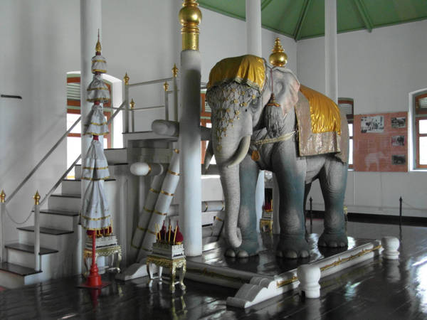 Bảo tàng Voi Hoàng gia: Voi là biểu tượng của Thái Lan, và chiếm một vị trí quan trọng trong trái tim người dân nơi đây. Bảo tàng trưng bày những điều thuộc về loài voi trong nền văn hóa Thái, những niềm tin tôn giáo và cổ xưa về loài vật khổng lồ này. Ảnh: Utrip.