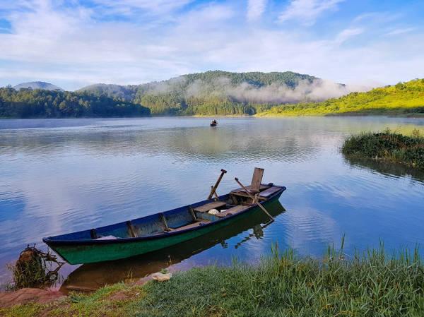 Hồ Tuyền Lâm (Đà Lạt) - Ảnh: Đăng Tuấn