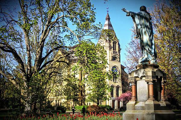Đại học Notre Dame là một viện đại học tư thục nằm ở thành phố South Bend thuộc quận St. Joseph, Indiana, Hoa Kỳ.