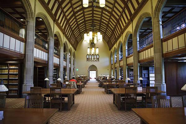 Khu trung tâm Thư viện Luật Kresge