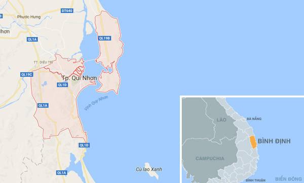 Có nhiều cách để đi từ Hà Nội (hoặc TP.HCM) tới Quy Nhơn: xe ôtô giường nằm, tàu hỏa hoặc đường hàng không. Hãy đến Quy Nhơn mùa hè này để khám phá thiên đường biển đảo bị lãng quên. Ảnh: Chụp màn hình.