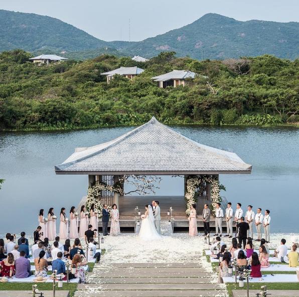 Bạn có muốn được tổ chức lễ cưới tại đây không nào? Ảnh: nicolas_pillet