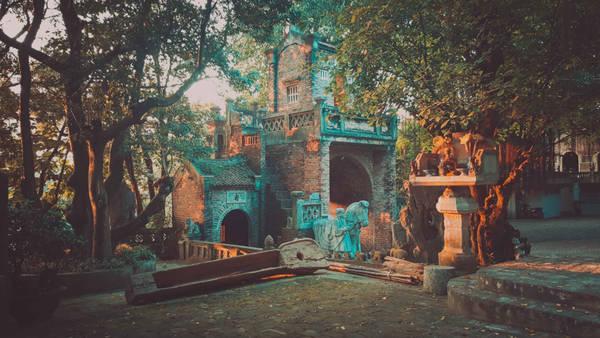 Đến đây, du khách sẽ có dịp được chiêm ngưỡng nét đẹp tổng thể về làng quê Bắc bộ Việt Nam có từ hàng trăm năm trước.