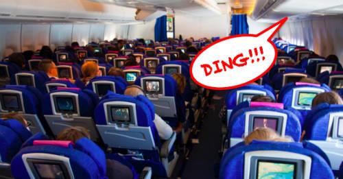 Hãy cứ coi những tiếng chuông phát ra trên máy bay là ngôn ngữ riêng giữa các thành viên phi hành đoàn. Ảnh: Huffington Post.