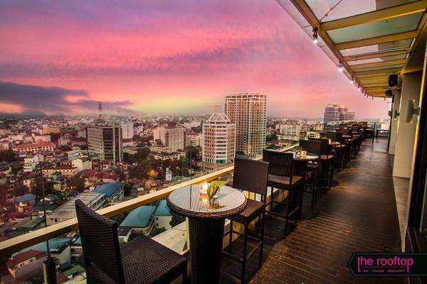 Ảnh: Fb The Rooftop Hanoi