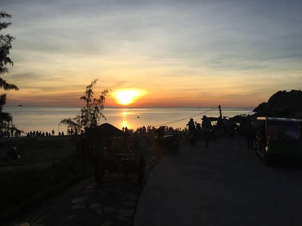Anami Resort Bình Ba địa điểm chụp ảnh tự sướng siêu ảo