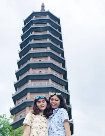 Bảo tháp cao nhất Đông Nam Á.