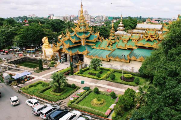 Đến Myanmar, bạn sẽ được chiêm ngưỡng hàng nghìn ngôi chùa như trong cổ tích.