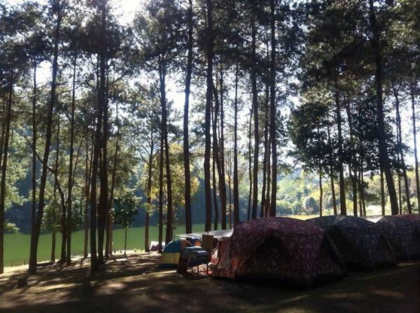 Khu hồ Pang Oung thơ mộng