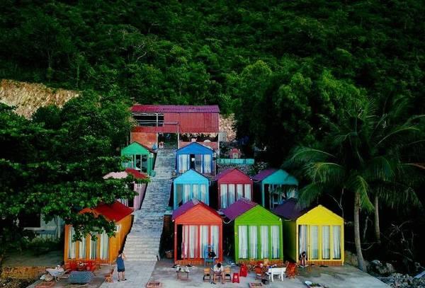 Đến đảo Nam Du đừng quên check-in 3 khu du lịch mới toanh siêu đẹp ...