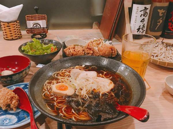 """Hương vị được đánh giá là vẫn rất """"chuẩn Nhật"""", ít bị pha tạp."""