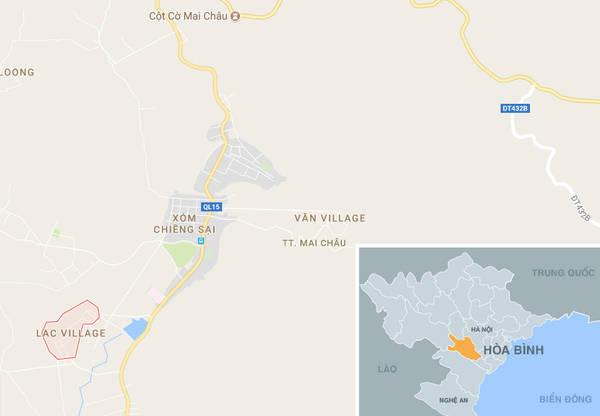 Là khu du lịch thuộc huyện miền núi Mai Châu, tỉnh Hòa Bình, bản Lác cách Hà Nội khoảng 150 km, thích hợp cho nhóm bạn cùng đi dã ngoại ngắn ngày hoặc nghỉ cuối tuần. Ảnh: Chụp màn hình.