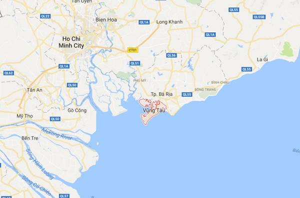 Thành phố biển Vũng Tàu, cách Sài Gòn không quá xa. Thời gian di chuyển phù hợp nhất cho lịch trình đi Vũng Tàu trong ngày là đi từ 5-6h và về vào khoảng 18h cùng ngày. Đây là khung thời gian mà thời tiết mát mẻ nhất và giao thông cũng thưa hơn. Ảnh: Chụp màn hình.