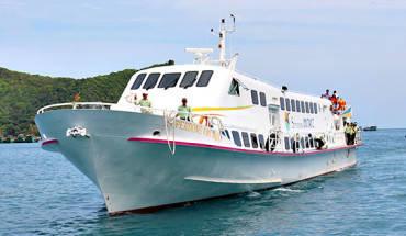 Tàu Superdong Côn Đảo I. Ảnh: Superdong