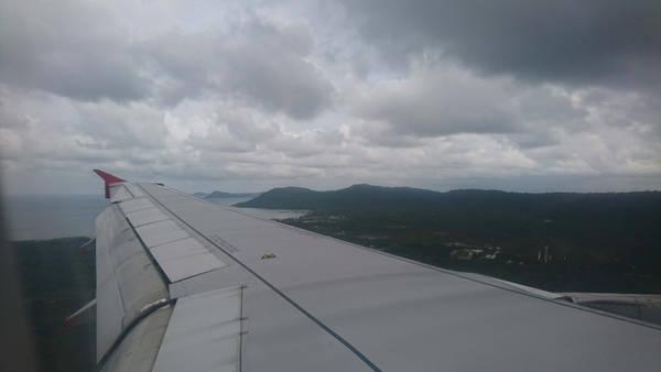 Rời Phú Quốc về TP.HCM, lòng tôi bịn rịn chẳng muốn rời đảo ngọc.