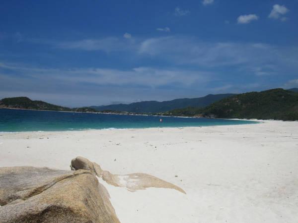 Biển xanh, cát trắng