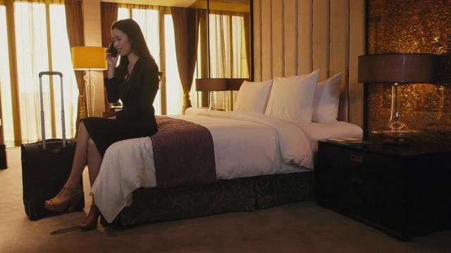 Tìm khách sạn vừa ý không phải chuyện dễ - Ảnh: VideoBlocks