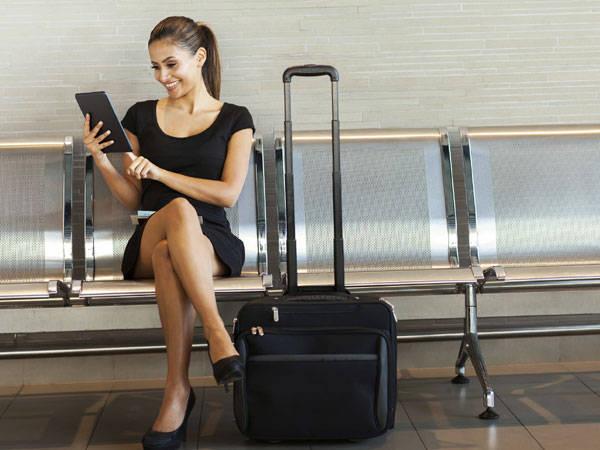 Công nghệ giúp tìm hành lý thất lạc - Ảnh: klikgame