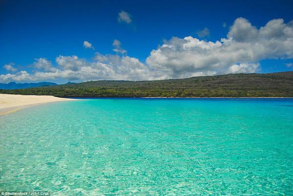 Cảnh quan đẹp tuyệt vời ở đảo Jaco, Đông Timor - Ảnh: Shutterstock