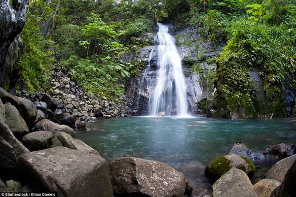 Đảo Cocos, Costa Rica - Ảnh: Shutterstock
