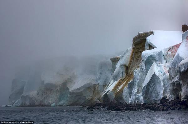 Đảo Rudolf, Nga - Ảnh: Shutterstock