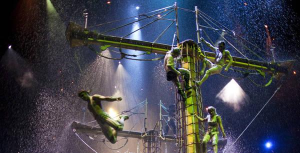 Không chỉ là một màn trình diễn từ nước, chương trình độc nhất vô nhị này hứa hẹn tiếp tục bùng nổ trong nhiều năm tới. Ảnh: City of Dreams Macau.
