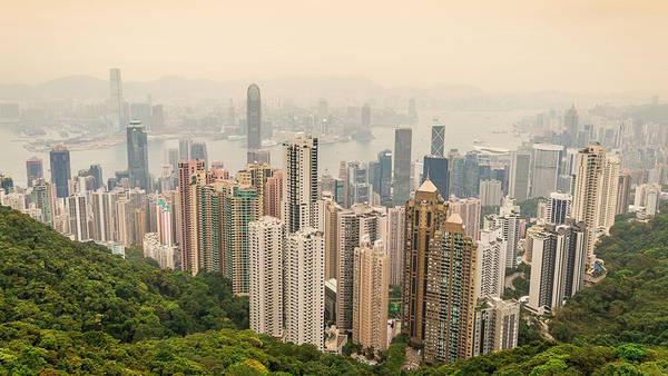 Nghệ thuật sắp đặt các đồ vật và thiết kế kiến trúc hòa hợp với thiên nhiên đã ăn sâu vào văn hóa Hong Kong. Phong thủy được xem là yếu tố quan trọng đem lại vận may và thành công. Ảnh: Lonely Planet.