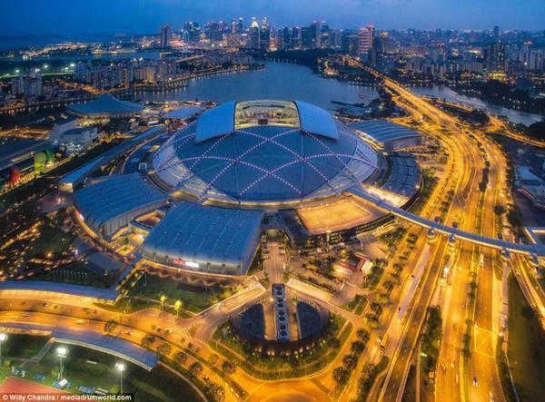 Giới chức Singapore đang cố gắng xây dựng thành phố thành điểm đến than thiện với môi trường