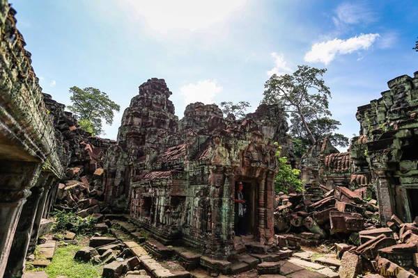 Chung với số phận với các ngôi đền khác, Preah Khan bị bỏ hoang sau khi đế chế Khmer sụp đổ.