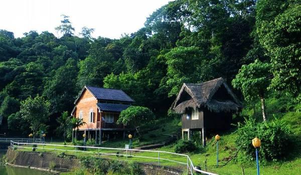 Ảnh: Fb Khu du lịch Nước khoáng nóng Sơn Kim