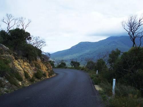 Cung đường núi Oberon