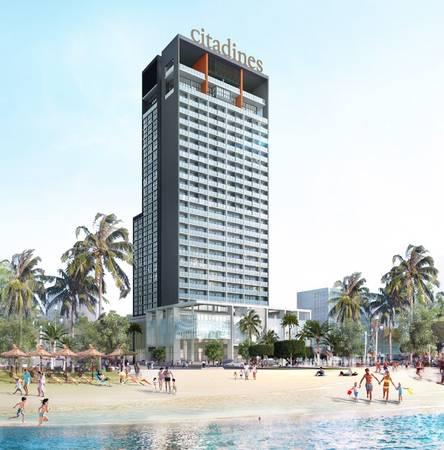 3N2Đ ở khách sạn Citadines Bayfront Nha Trang 4 sao + Vé xe lửa 5 sao khứ hồi + Ăn sáng buffet chỉ 2.299.000 đồng - Ảnh minh hoạ 4