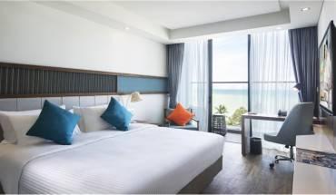 3N2Đ ở khách sạn Citadines Bayfront Nha Trang 4 sao + Vé xe lửa 5 sao khứ hồi + Ăn sáng buffet chỉ 2.299.000 đồng