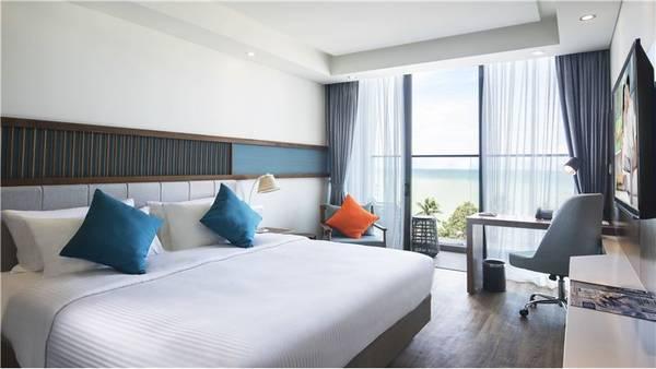 3N2Đ ở khách sạn Citadines Bayfront Nha Trang 4 sao + Vé xe lửa 5 sao khứ hồi + Ăn sáng buffet chỉ 2.299.000 đồng - Ảnh minh hoạ 7