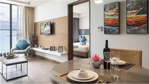Check-in phòng view biển siêu sang với mức giá siêu rẻ ở khách sạn Citadines Bayfront Nha Trang - Ảnh minh hoạ 4