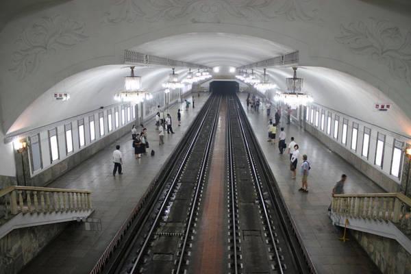Du khách có thể tới ga tàu Konsol nối liền với khách sạn để chiêm ngưỡng công trình này. Ảnh: Business Insider.