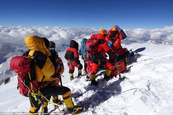 Đỉnh K2 là một trong những ngọn núi nguy hiểm nhất thế giới với rất nhiều thử thách khiến các tay leo núi kỳ cựu phải chùn bước
