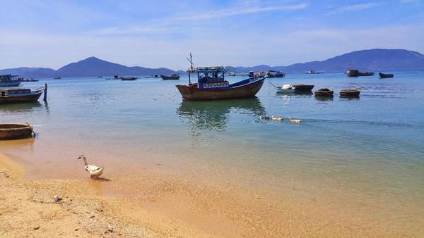"""Trước khi nổi lên như một địa điểm """"nhất định phải đến để check-in"""" nóng nhất trong 2 năm qua, đời sống kinh tế chính của người dân nơi đây là nuôi trồng và đánh bắt hải sản."""