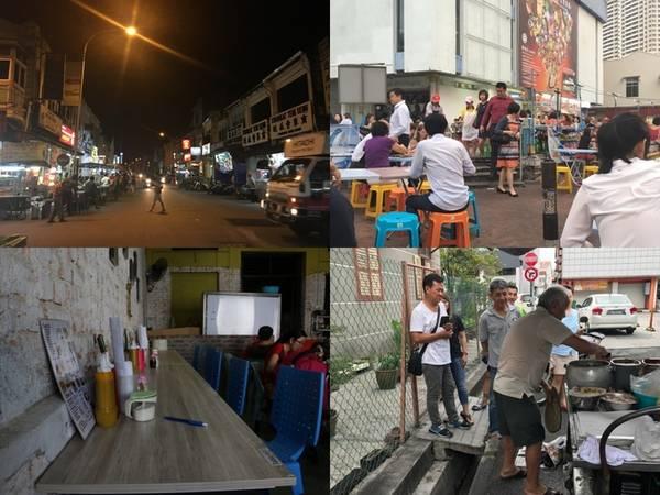Ăn gì?  Ở đây nổi tiếng bởi thức ăn đường phố đa dạng trong những khu chợ nhỏ. Ban đêm, chỉ cần đi loanh quanh vài con đường, du khách dễ dàng bắt gặp những khu bán đồ ăn vừa ngon vừa rẻ, hợp túi tiền với dân du lịch bụi.