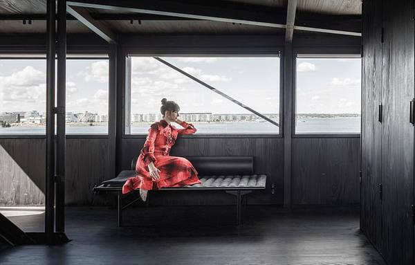 The Krane ở cảng Nordhavn, thủ đô Copenhagen, Đan Mạch - Ảnh: Telegraph
