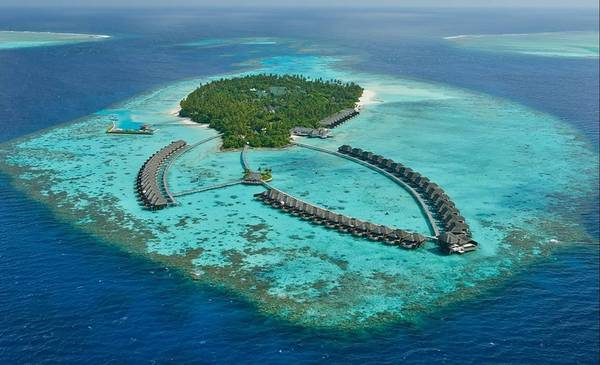 Ayada Maldives resort - - Ảnh: Ayada