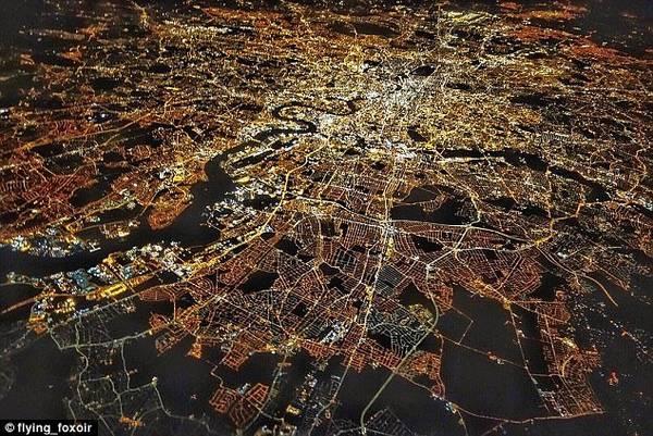 London về đêm