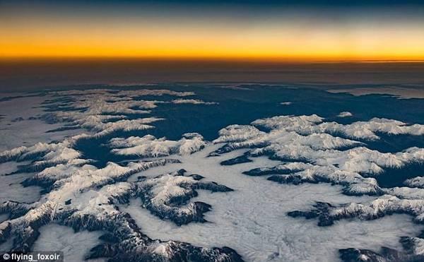 Rặng núi Cantabrian (Tây Ban Nha)