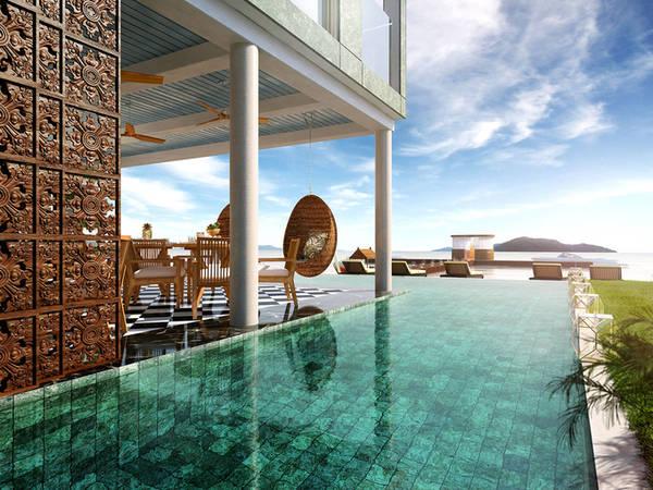 Vào cuối năm 2017, ba khu nghỉ dưỡng trên đảo ở miền nam Thái Lan mang hơi thở của cuộc sống mới hiện đại dự kiến hoàn thành. Một trong số đó là khách sạn Beach Samui (phòng đôi có giá từ 300 USD) trên đảo Koh Samui. Khách sạn này thuộc danh mục Design Hotel (bộ sưu tập những khách sạn sang trọng và độc đáo) có 21 dãy phòng nhìn ra biển với những bức tường bằng gỗ sồi được quét vôi trắng, bộ ghế sofa và đèn chùm pha lê.