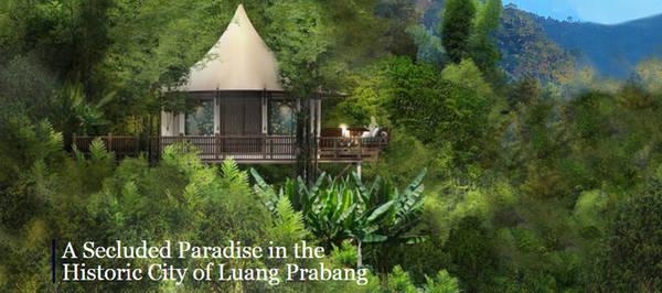 Cuối năm 2017, cách trung tâm thị trấn vài km, Rosewood Luang Prabang được thiết kế theo hơi hướng rừng rậm sẽ được ra mắt với 23 biệt thự và lều nhỏ, được xây dựng dựa trên những ngôi nhà truyền thống bằng gỗ tếch của Lào. Khách sạn là lựa chọn tốt nhất để có những chuyến du lịch lãng mạn với một spa để du khách thư giãn và không gian mở như vòi hoa sen, bồn tắm ngoài trời, hiên nhà để dùng bữa tối.