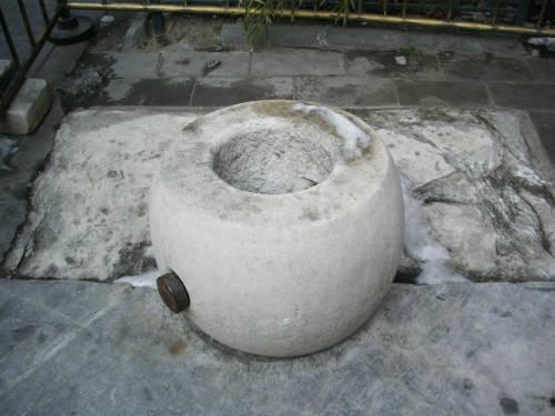 Ngày nay, du khách có thể tham quan giếng Trân phi trong sân nhỏ, nằm ở mạn phía đông bắc Tử Cấm Thành. Ảnh: Wiki Commons.
