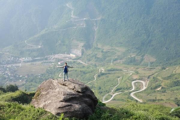 Người tham gia sẽ đi qua những cung đường tuyệt đẹp nhưng cũng đầy thử thách của thung lũng dưới chân dãy Hoàng Liên Sơn.