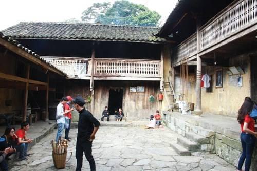 Ngôi nhà nổi tiếng được chọn làm bối cảnh trong phim Chuyện của Pao