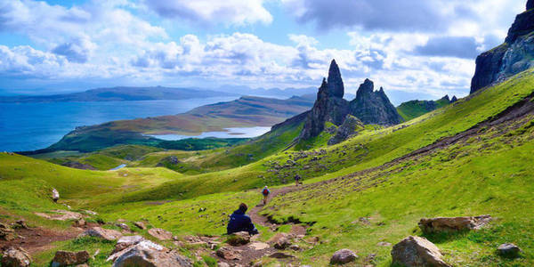 Scotland - Ảnh; GoEuro