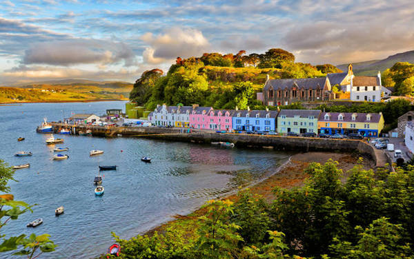 Isle of Skye (Scotland) - Ảnh: Business Insider